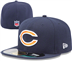Chicago Bears - On Field Youth Cap 5950