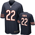 Chicago Bears - M. Forte #22 Home Jersey