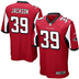 Atlanta Falcons - S. Jackson #39 Home Jersey