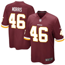 Washington Redskins - A. Morris #46 Home Jersey