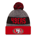 San Francisco 49ers - Sideline Knit