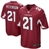 Arizona Cardinals - P. Peterson #21 Home Jersey