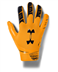 UA 1351541 F7 Gloves Gold