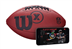 Wilson WTF3002ID X Junior SZ Football